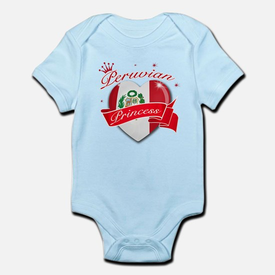 Peruvian Princess Infant Bodysuit