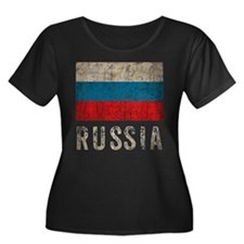 Vintage Russia T