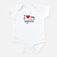 I LOVE MY Lagotto Infant Bodysuit