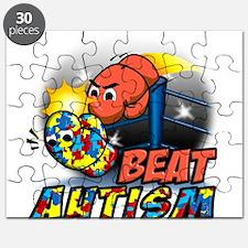 Beat Autism Puzzle