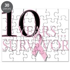10 Years Breast Cancer Surviv Puzzle