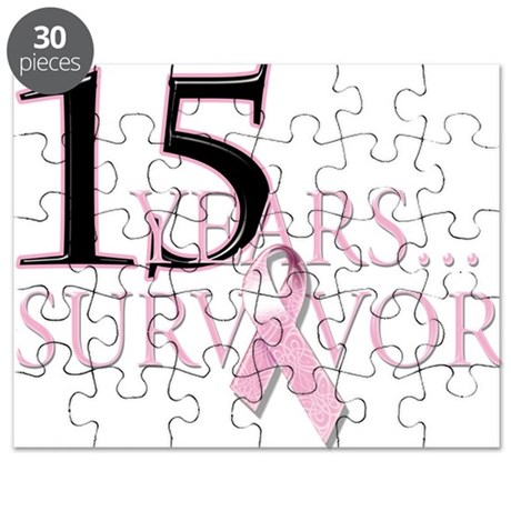 15 Year Breast Cancer Survivo Puzzle