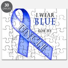 I Wear Blue for my Uncle Puzzle