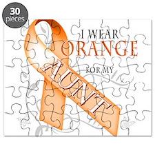 I Wear Orange for my Aunt Puzzle