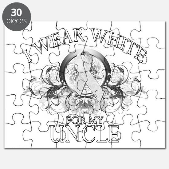 I Wear White for my Uncle (fl Puzzle