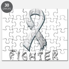 Lung Cancer Fighter Puzzle