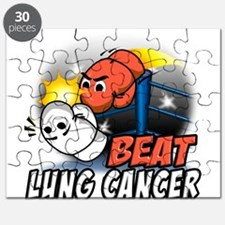Beat Lung Cancer Puzzle