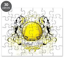Softball Aunt Puzzle