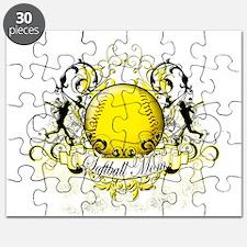 Softball Mom Puzzle