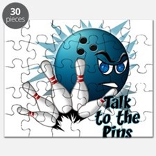 Talk to the Pins Puzzle