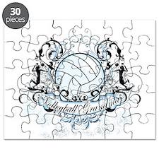 Volleyball Grandma Puzzle