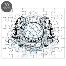 Volleyball Mom Puzzle