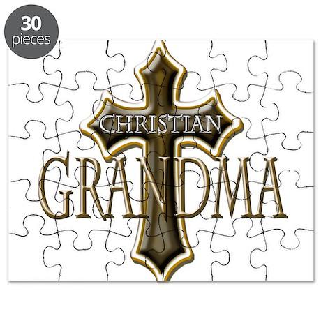 Christian Grandma Puzzle