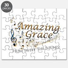 Amazing Grace Puzzle