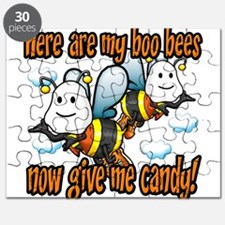 Here are my Boo Bees Puzzle