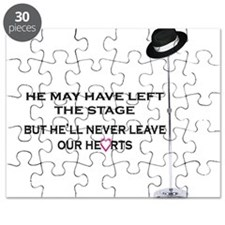 Never Leave Our Hearts Puzzle