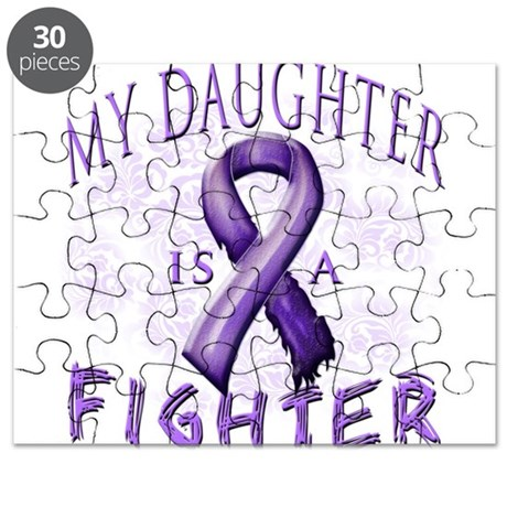 My Daughter Is A Fighter Puzzle