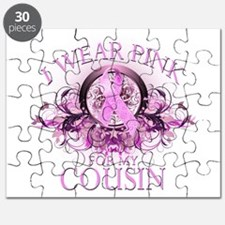 I Wear Pink for my Cousin (fl Puzzle