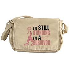 Still Standing I'm A Survivor Messenger Bag