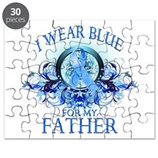 I Wear Blue for my Father (fl Puzzle