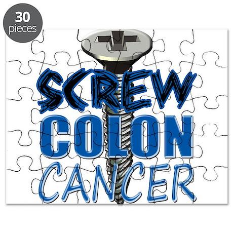 Screw Colon Cancer Puzzle