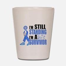 Still Standing I'm A Survivor Shot Glass