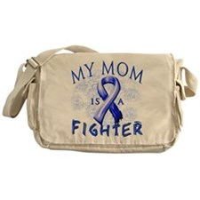 My Mom Is A Fighter Messenger Bag