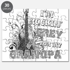 I'm Rockin' Grey for my Grand Puzzle