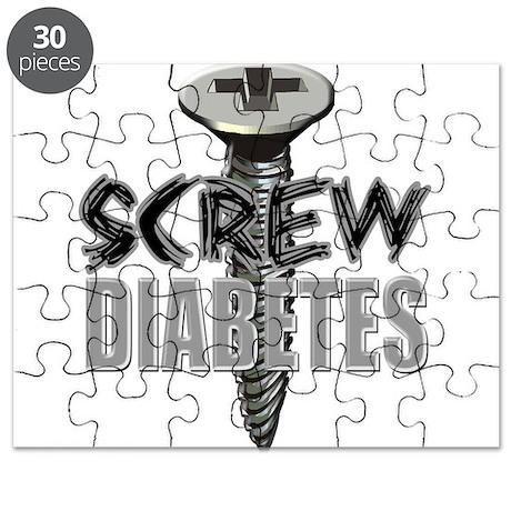 Screw Diabetes Puzzle