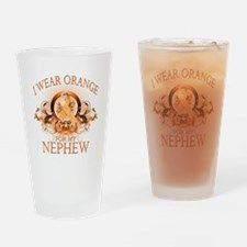 I Wear Orange for my Nephew ( Drinking Glass