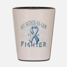 My Father-In-Law Is A Fighter Shot Glass