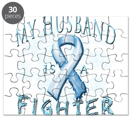 My Husband Is A Fighter Puzzle
