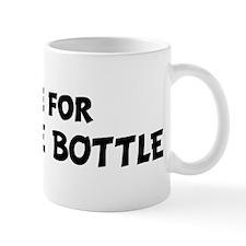 Live For SPIN THE BOTTLE Mug