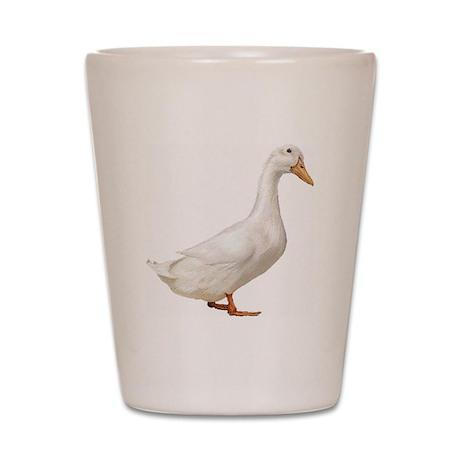 Duck Shot Glass