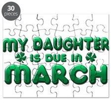 My Daughter is Due in March Puzzle