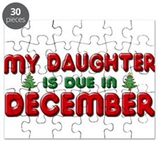My Daughter is Due in Decembe Puzzle