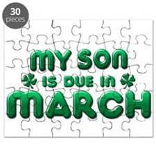 My Son is Due in March Puzzle