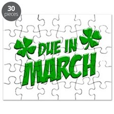 Due In March Puzzle