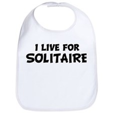 Live For SOLITAIRE Bib