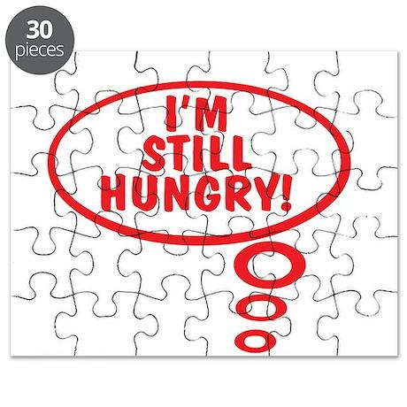 Hey I'm Still Hungry! Puzzle