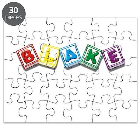 Blake Puzzle