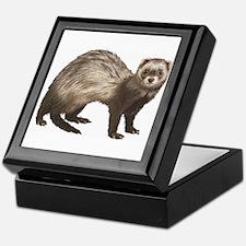 Ferret Keepsake Box