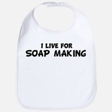 Live For SOAP MAKING Bib
