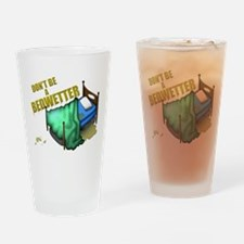 Bed Wetter Drinking Glass