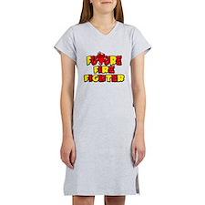 Future Firefighter Women's Nightshirt