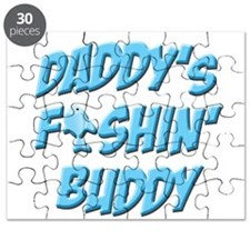 Daddy's Fishin' Buddy Puzzle