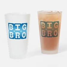 Big Bro Drinking Glass