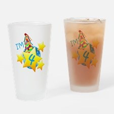 I'm Four Drinking Glass