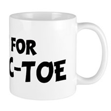 Live For TIC-TAC-TOE Mug