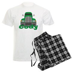 Trucker Cody Men's Light Pajamas